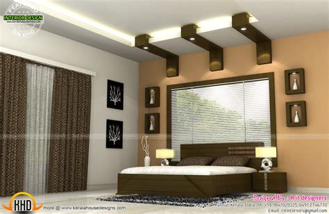 home design pictures interior interiors of bedrooms and kitchen kerala home design and