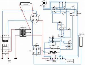 Tech Stuff  Mig 120amp Pcb Schematic