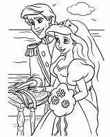 Coloring Pages Mermaid Wedding Little Colouring Ariel Disney Spring Princesses Voteforverde Bestcoloringpagesforkids Print Sheets Read Printable Princess Cartoon Included Books sketch template