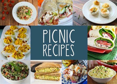 ideas for picnic food picnic food ideas for summer fun five spot green living