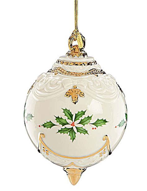 lenox ornaments 2012 annual holiday ball