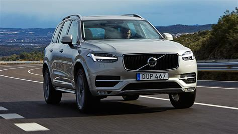 Volvo Xc90 Diesel 2015 Review Carsguide