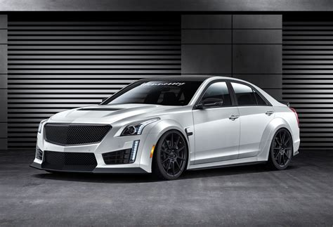 Cts V by 2016 Hennessey Cts V Will Produce 1000hp To Become World S