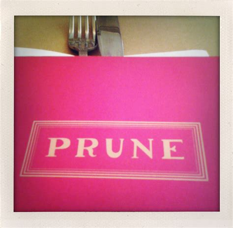 cuisine prune hells channeling the food critic in me