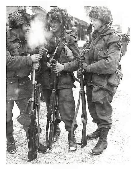 paratroopers of the 1st canadian parachute battalion