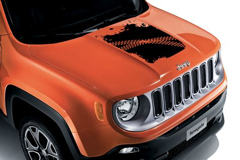 Jeep Details Euro-spec Renegade, Will Launch In Q4 2014