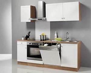Kühlschrank Für Kalte Räume : der k chenblock preisg nstige kompakte k che mit ~ Michelbontemps.com Haus und Dekorationen