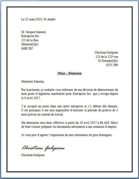 Comment Faire Un Cv En Franàçais Exemple by Sle Cover Letter Exemple De Fin De Lettre Officielle