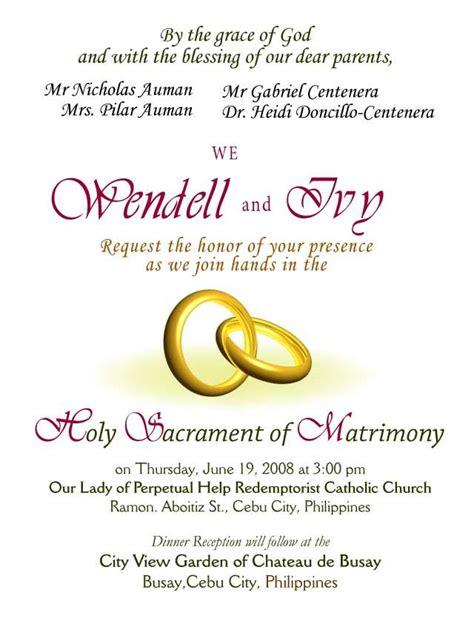 wedding invitations wording samples wedding invitation