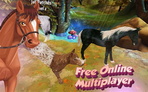horse 3d quest play virtual google wild riding