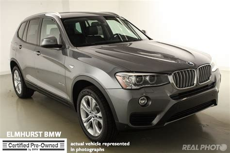Certified Pre-owned 2017 Bmw X3 Xdrive35i Sport Utility In