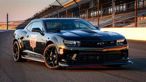 Chevrolet Spark 4k Wallpapers by 2014 Chevrolet Camaro Z28 Indy 500 Pace Car Wallpaper Hd