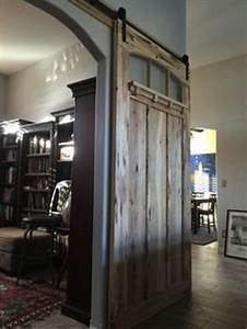 1000 images about barn doors with glass on pinterest With barn doors for arched doorways