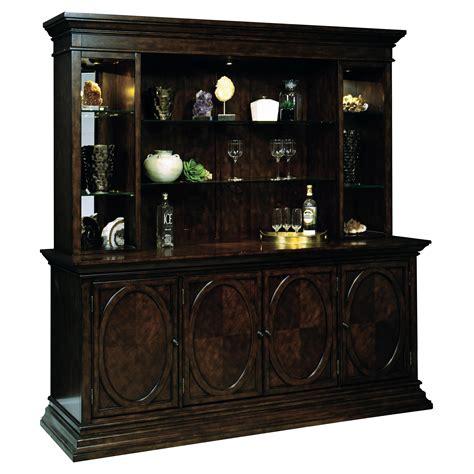 Back Bar Furniture by Pulaski Furniture Westford Back Bar Home Bars At Hayneedle