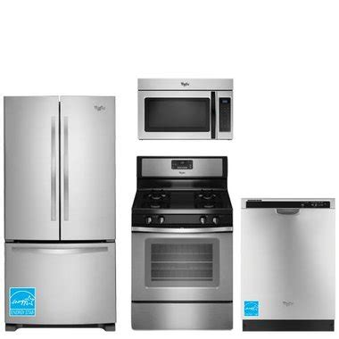 Whirlpool Wrf535smbmss Stainless Steel Complete Kitchen