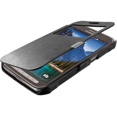 Maybe you would like to learn more about one of these? Samsung Galaxy S5 Active Black (Open) Magnetic Wallet Case Cover Pouch