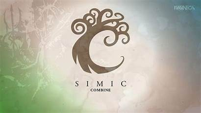Simic Ravnica Guilds Magic Gathering Mtg Backgrounds