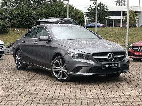 This vehicle seamlessly carries the design of the concept style coupe into series production. SOLD - #4894 - Mercedes-Benz CLA-Class CLA 200d Sport - 2143CC, Automatic, 2016 - E-CARS AUTO SALES