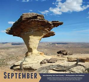 Making Photo Calendar Utah Geological Survey Launches 2019 Calendar Of Utah