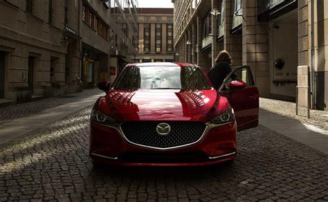 2018 Mazda6 Revealed With More Premium Feel, 25 Turbo