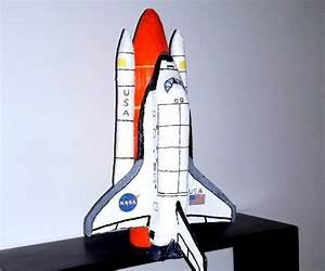 NASA space shuttle model - 2