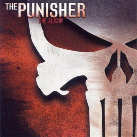 2004 punisher soundtrack theost soundtracks movie ost motion