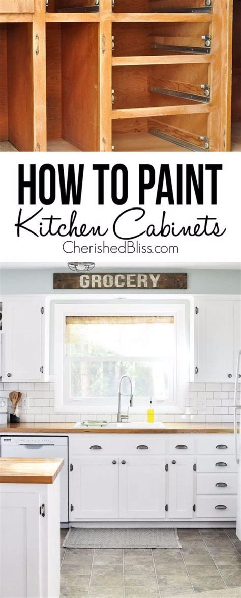 updating kitchen cabinets on a budget diy makeover old 37 brilliant diy kitchen makeover ideas shaker style