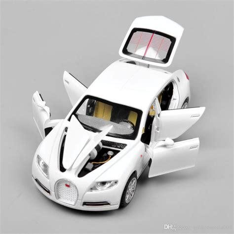 The bugatti veyron is described by many as quite simply the greatest car ever made and perhaps ever will be. 2019 Collectible Alloy Diecast 1:32 Bugatti Veyron 16C Galibier Electronic Light Sound Pull Back ...