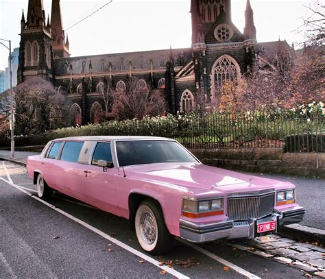 Pink Limo by Pink Limo Hire Melbourne In Emerald Vic Limousine Services