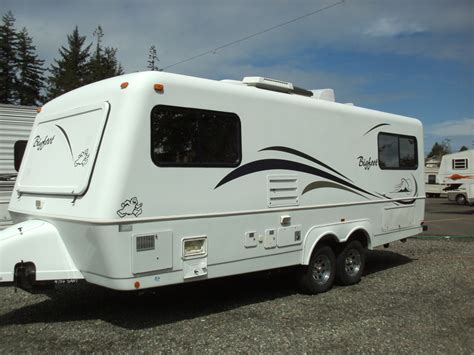 small travel trailers big foot travel trailer fiberglass light compact what s not to love the best of the small