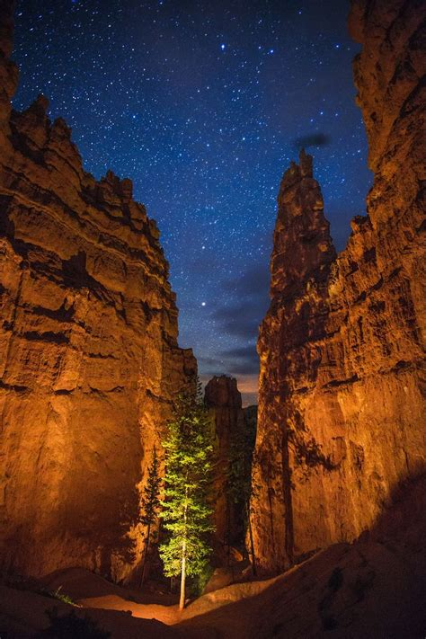 utah canyon bryce national parks amazing park usa american places arches wow night sky wayne
