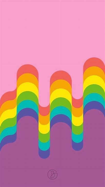 Wallpapers Backgrounds Aesthetic Cool Pride Gay Background