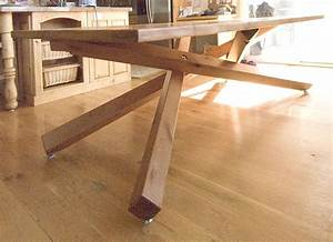 Hand Crafted Dining Table by Terry's Fine Woodworking