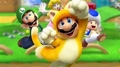 Mario 3d Super Nintendo Wii Switch 1080p