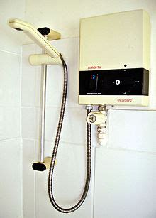 tankless water heating wikipedia