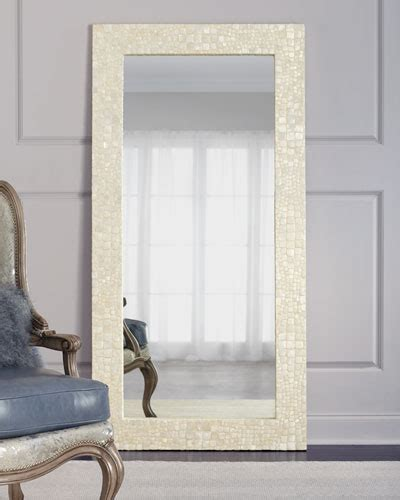 decorative wall mirrors floor mirrors  horchow