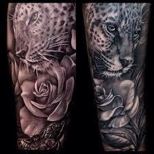 jaguar tattoo  represent symbolism