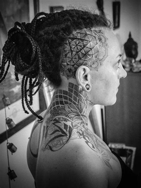 284 best Tattoos-Head and Neck images on Pinterest | Head tattoos, Tattoo ideas and Tatoo