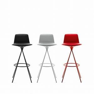 Tabouret 4 Pieds : table rabattable cuisine paris chaises de bar alinea ~ Teatrodelosmanantiales.com Idées de Décoration