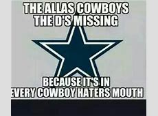 The D is missing because it's in every haters' mouth