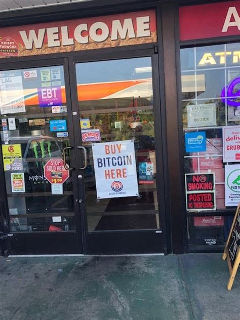 That's why we couldn't think of a more perfect place to bring our. Bitcoin ATM in Charlotte - 76 Gas Station