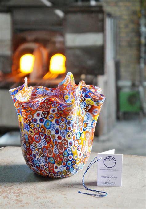 vasi in vetro di murano 14 best vases murrina millefiori vasi in vetro di murano