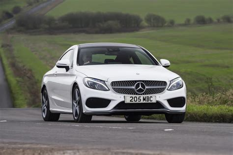Mercedes C Class Coupe Picture by Mercedes C Class Coupe 2015 Pictures Carbuyer