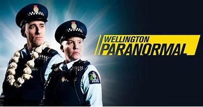 Paranormal Wellington