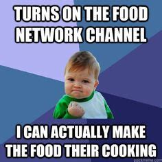 Food Network Memes - who needs the food network on pinterest clean eating snacks food and parmesan potatoes