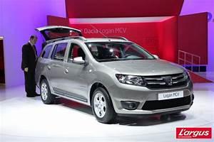 Argus Dacia Logan : dacia logan mcv petit prix maxi break pour la logan salon de gen ve 2013 ~ Maxctalentgroup.com Avis de Voitures