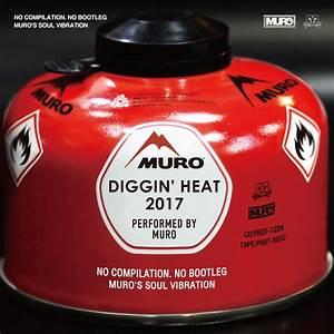 タワーレコード限定!MURO最新MIX『Diggin' Heat 2017 PERFORMED BY MURO』CD ...