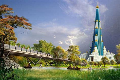 buniyad blog world s tallest hindu temple in mathura