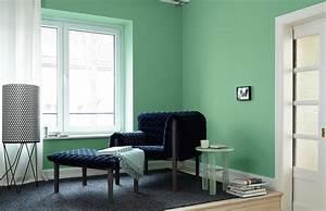 Farbpalette Wandfarbe Grün : premium wandfarbe gr n blaugr n alpina feine farben fl gel in smaragd alpina farben ~ Indierocktalk.com Haus und Dekorationen