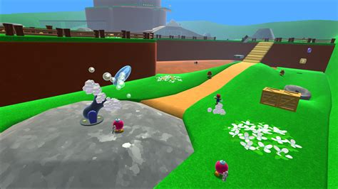 Play This Super Mario 64 Hd Remake Right Now